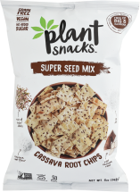 Plant Snacks Cassava Root Chips 5 oz., selected varieties product image.