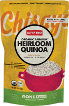 Organic Heirloom Quinoa product image.
