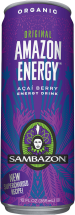 Organic Energy Drink product image.