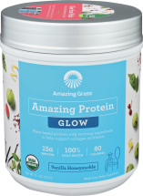 Amazing Grass Amazing Protein Glow product image.
