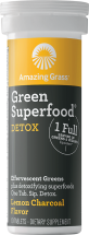 Amazing Grass Effervescent Tablets product image.