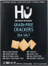 Grain-Free Crackers product image.