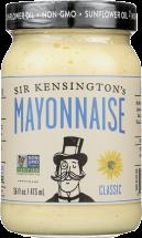 Sir Kensington's Classic Mayonnaise product image.