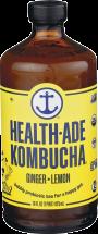 Health Ade Organic Kombucha 16 oz., selected varieties product image.