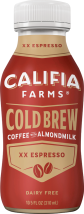 Califia Farms Almond Milk Iced Coffee 10.5 oz., selected varieties product image.