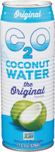 C2O Coconut Water 17.5 oz., selected varieties product image.