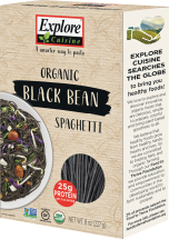 Organic Bean or Lentil Pasta product image.