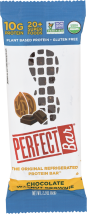 Perfect Bar Refrigerated Protein Bar 1.6-2.3 oz., selected varieties product image.