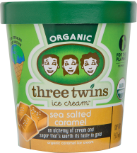 Three Twins Organic Ice Cream 16 oz., selected varieties other Three Twins items also on sale product image.