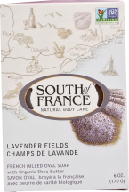 South Of France Bar Soap 6 oz., selected varieties other South of France products also on sale product image.