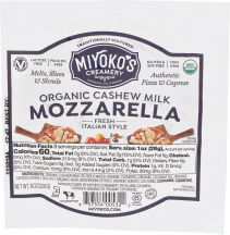 Organic Fresh Vegan Mozz product image.