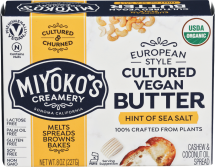 Organic Cultured Vegan Butter product image.
