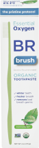 Organic Toothpaste product image.