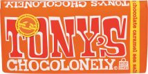 Tony's Chocolonely Chocolate Bar product image.