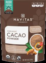Organic Cacao Powder product image.