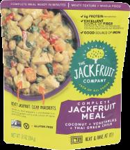 Jackfruit Entrée product image.
