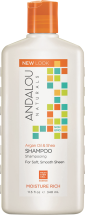 Andalou Naturals Shampoo and Conditioner product image.