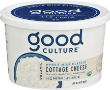 Organic Cottage Cheese product image.