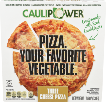 Caulipower Cauliflower Pizza product image.
