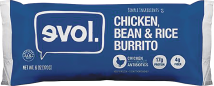 Evol Burrito 5-6 oz., selected varieties other EVOL products also on sale product image.