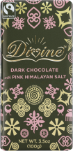 Divine Chocolate Bar 3.5 oz., selected varieties product image.