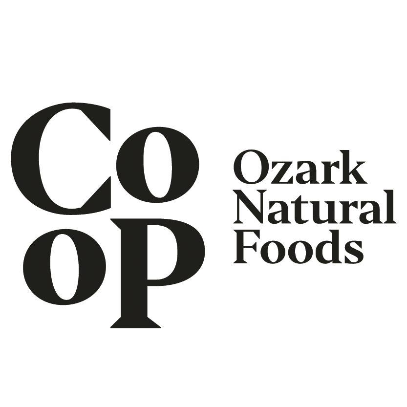 Ozark Natural Foods logo.