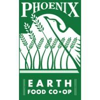 Phoenix Earth Food Co-op logo.