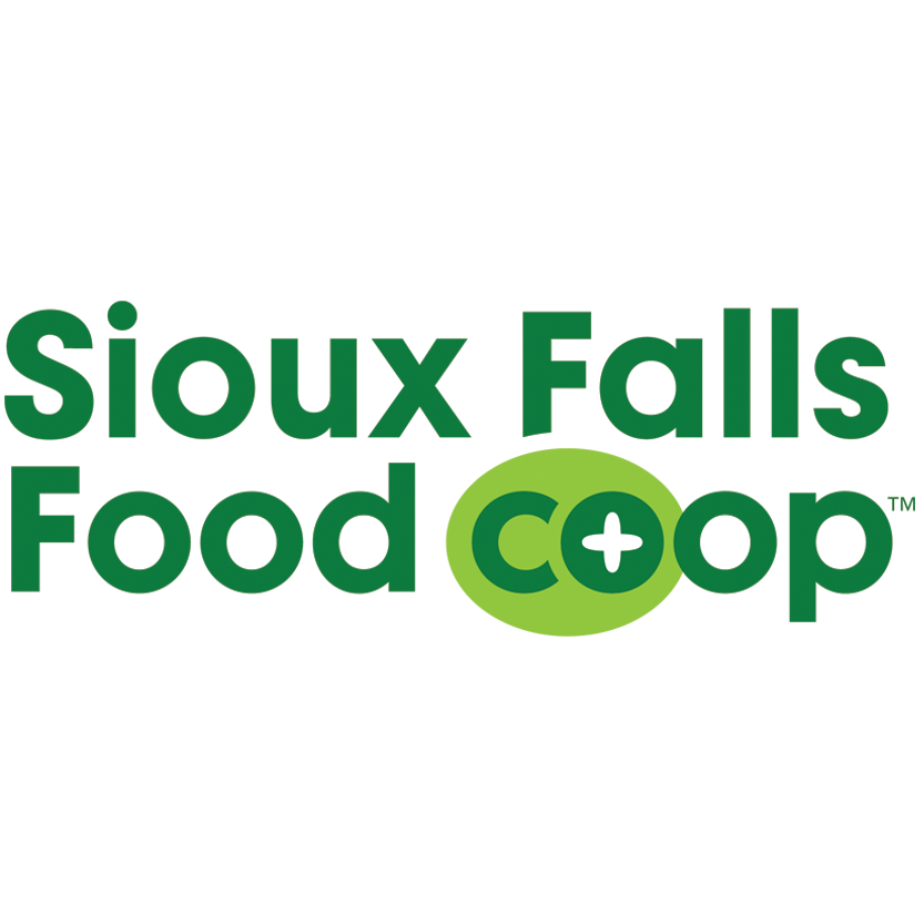 Sioux Falls Food Co+op logo.