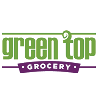Green Top Grocery logo.