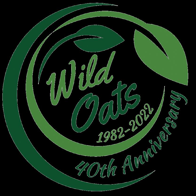Wild Oats Market  logo.
