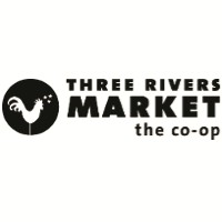 Three Rivers Market logo.