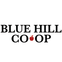 Blue Hill Co-op logo.