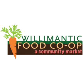 Willimantic Food Co-op  logo.