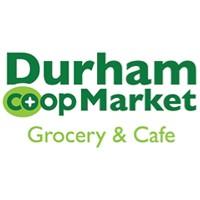 Durham Co+op Market logo.