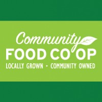 Community Food Co-op logo.