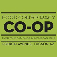 Food Conspiracy Co-op logo.