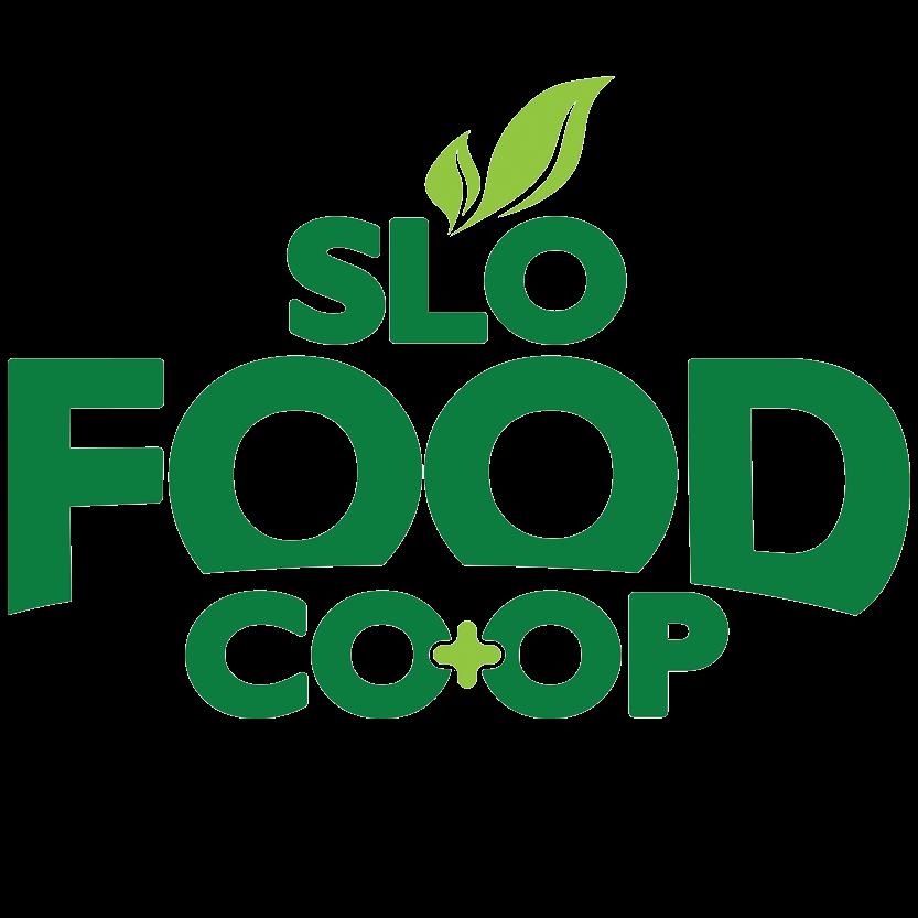 SLO Food Co-o logo.
